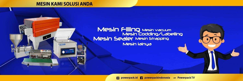Powerpack Indonesia - Spesialis Mesin Pengemas